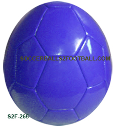 egg soccer ball