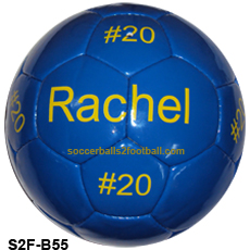 Custom Logo Soccer Balls For Promotions