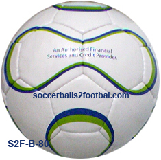 promotional footballs for soccer promotion